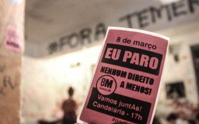 6 greves de mulheres pelo mundo que mudaram o curso da história