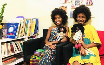 Pretinhas leitoras: Por que incentivar meninas negras a ler é revolucionário?