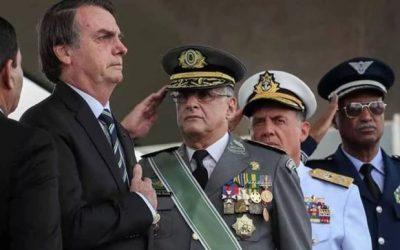 Ex-ministros da Defesa se manifestam contra atos antidemocráticos