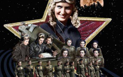 As bruxas da noite, o terror do exército nazista