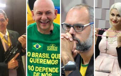 Apoiadores de Bolsonaro são alvo de mandado de busca e apreensão em operação que investiga fake news