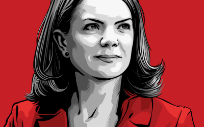 """""""As mulheres estão sub-representadas na política"""". Entrevista com Gleisi Hoffmann."""