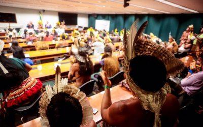 Plano emergencial para indígenas, quilombolas e comunidades tradicionais será pautado hoje na Câmara