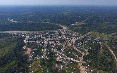Jaminawa-Arara que estava em aldeia testa positivo em município isolado do Acre