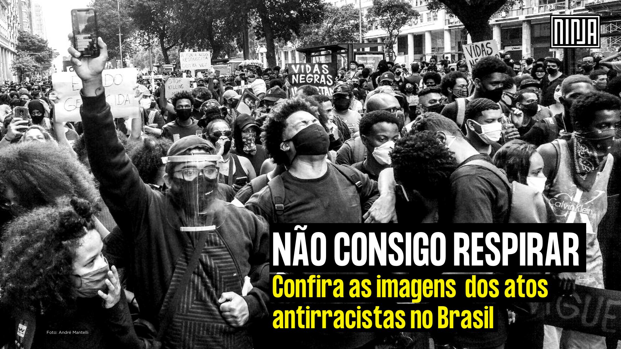 São Paulo (SP) - Foto: Guilherme Gandolfi / Mídia NINJA