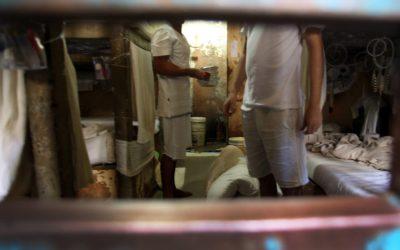 Presídio da Papuda tem o maior número de casos de covid-19 do país