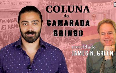 Em mais uma coluna pra Mídia NINJA, Camarada Gringo entrevista James Green:  A relação da esquerda com o Movimento LGBT