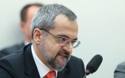 Abraham Weintraub é descartado do Ministério da Educação