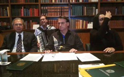 Nota de Nojo: netos de Luiz Gonzaga repudiam Bolsonaro e apropriação indevida de música