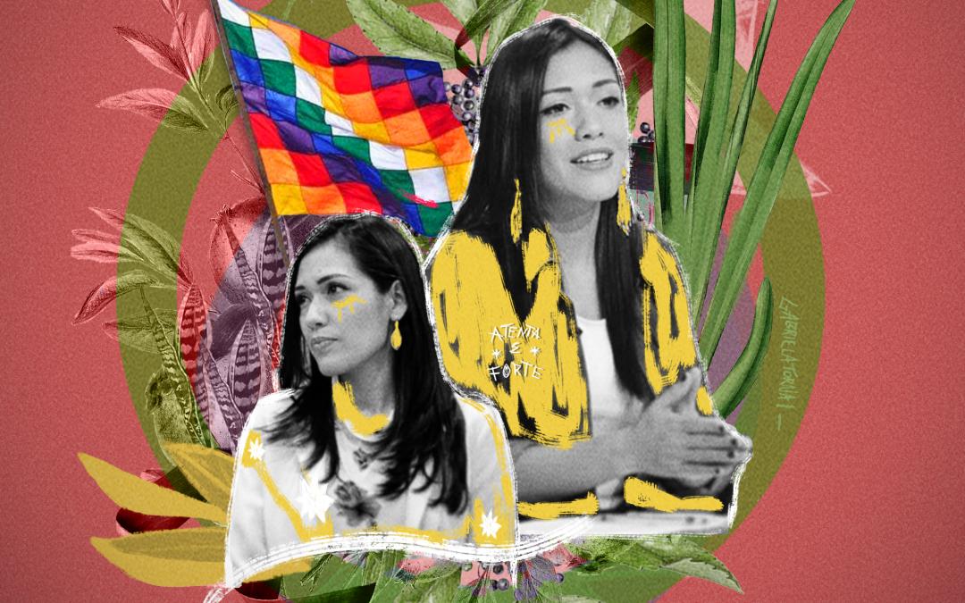 """""""Discriminação e racismo se tornaram uma política de Estado"""", diálogos de quarentena com Adriana Salvatierra"""