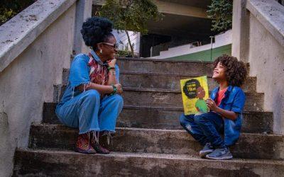 No dia mundial da alfabetização, escritora lança projeto de doação de livros infantis
