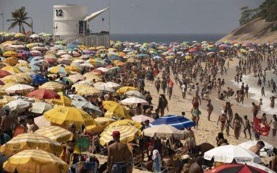 Rio 40 Graus: Cidade do Coronavírus e do caos
