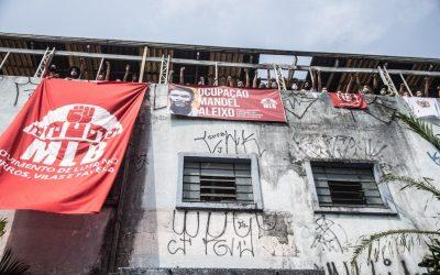Grito dos Excluídos: 50 famílias ocupam prédio abandonado há mais de 10 anos em Mauá (SP)