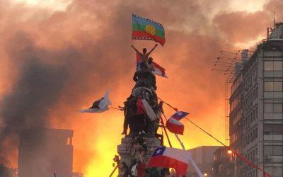 CHILE: 1 ano de rebelião!