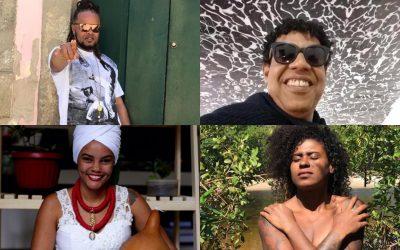 Tela Preta apresenta Nini Kemba Nayo, Afro Jhow, Marcelo Augusto e May Irineu