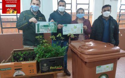 Pila Verde: a moeda social no interior do Rio Grande do Sul que também protege o meio ambiente