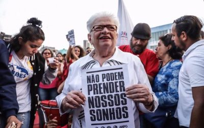 São Paulo merece Erundina