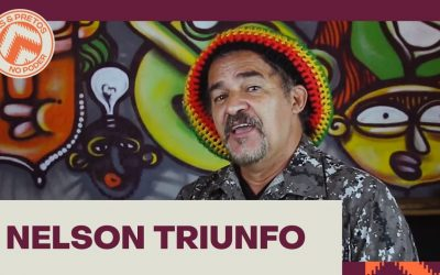 #Conheça Nelson Triunfo – Hip hop e muita educação – Diadema (SP)