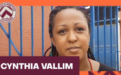 #Conheça: Cynthia Vallim – Sua voz, nossas vozes, juntas! – Rio de Janeiro (RJ)