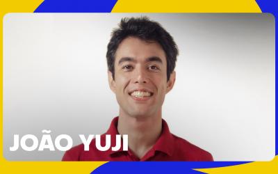#Conheça João Yuji – Na força da união – Alto Paraíso (GO)