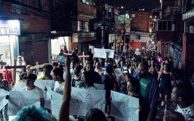 Um ano do massacre de Paraisópolis