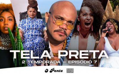 Dhi Ribeiro, Priscila Gama, Manuela Rodrigues e Lys Ventura estão na sétima edição do Programa Tela Preta