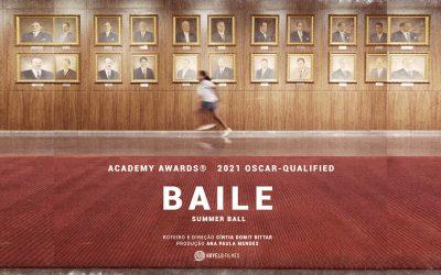Curta-metragem catarinense, Baile, concorre a uma vaga no Oscar 2021 na categoria Live Action