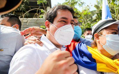 Entrevista a Andrés Arauz, candidato à presidência do Equador