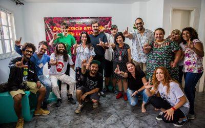 Memória NINJA: há 3 anos, Vigília Lula Livre iniciava jornada de 580 dias em Curitiba