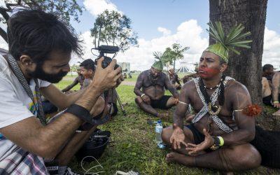Terra Livre: NINJA completa mais um ano na cobertura da maior mobilização indígena do mundo