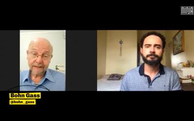 Novo episódio da TV NINJA fala sobre o papel do parlamento brasileiro na vacinação