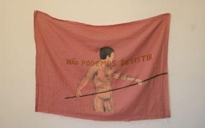A arte-denúncia de Juan Casemiro