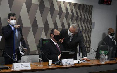 Acompanhe ao vivo a cobertura da CPI da Covid na Mídia NINJA