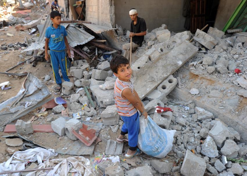 O que está acontecendo na Palestina