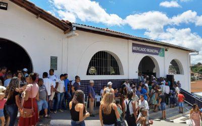 Feira Livre de Minas Novas (MG): lugar de geração de renda e promoção da cultura e da agricultura familiar
