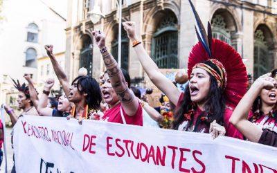 Da aldeia à universidade. Indígenas debatem formação acadêmica em programa do Estudantes NINJA