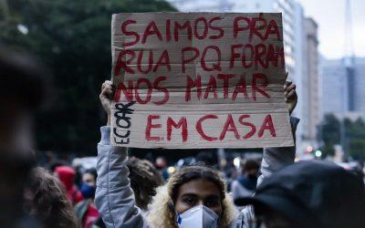 Chacina no Jacarezinho: população reage com manifestações e denúncias à ONU e STF
