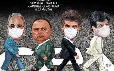 Entrega de vacinas e interferências de Bolsonaro no ministério serão pauta hoje na CPI da Pandemia