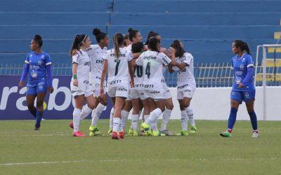 Palmeiras x São José