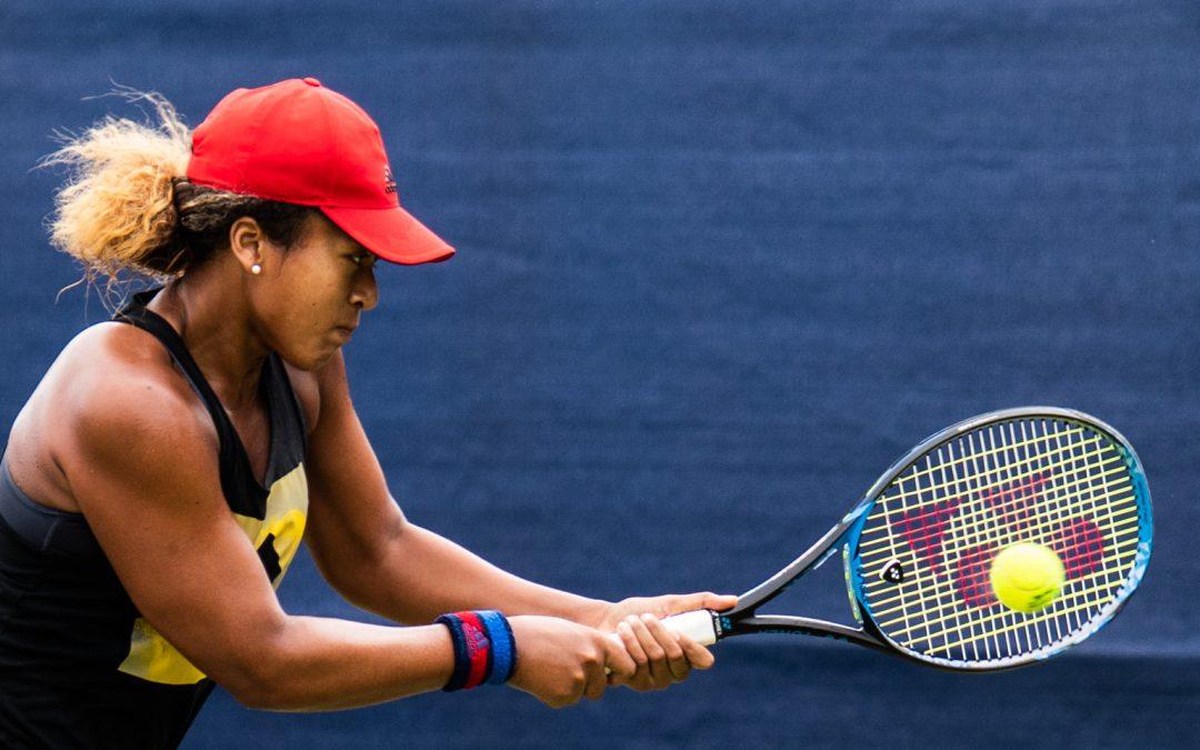 Naomi Osaka não jogará em Wimbledon, mas disputará os Jogos Olímpicos