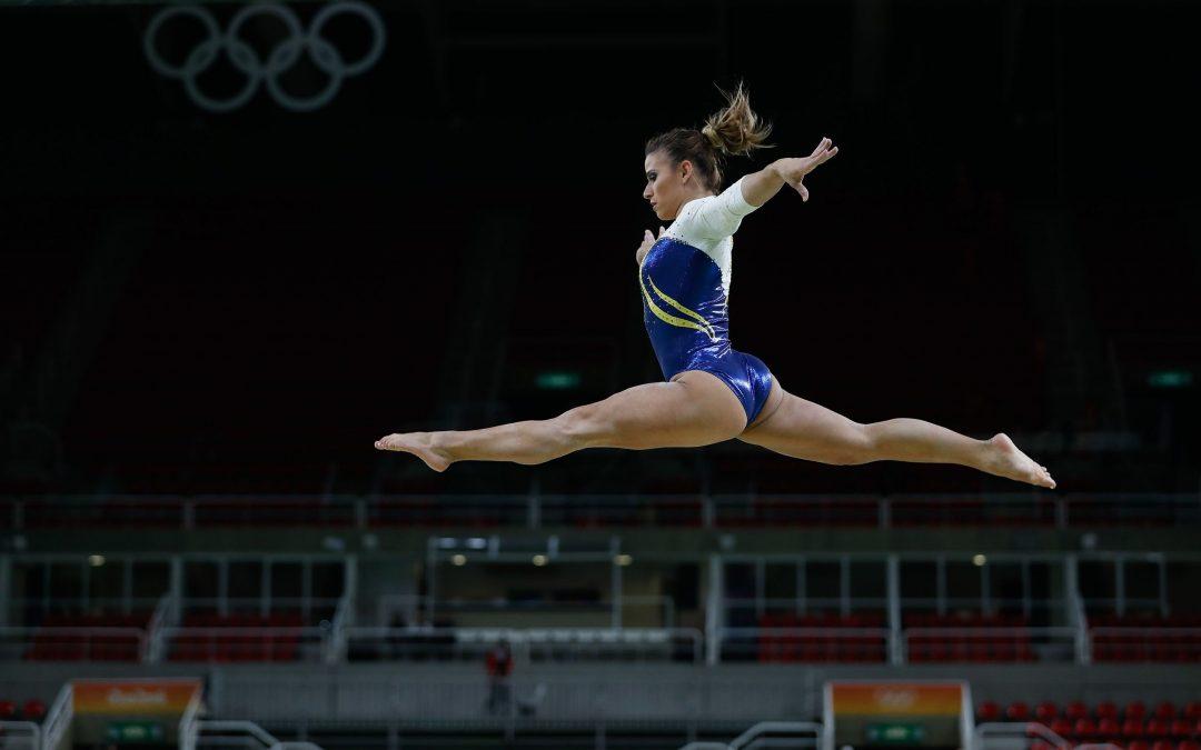 Jade Barbosa sofre lesão no joelho e não irá disputar os Jogos Olímpicos em Tóquio