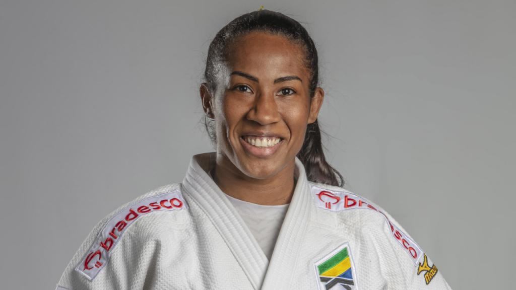 Ketleyn Quadros será uma das porta-bandeiras do Brasil em Tóquio
