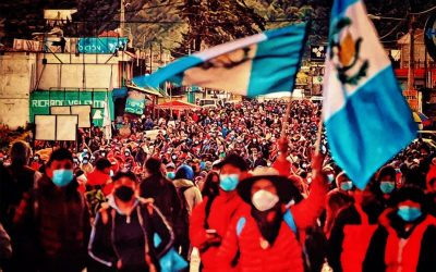 Entenda a crise política da Guatemala e a esperança que vem do levante indígena