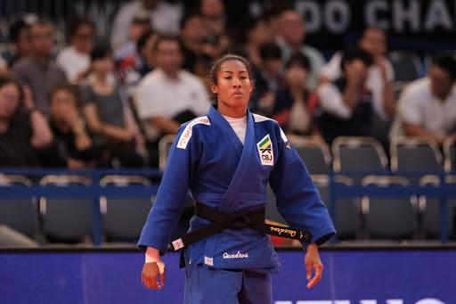 Ketleyn Quadros é a 5ª no Mundial de Judô e garante vaga para Tóquio
