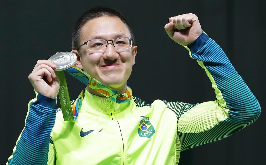 Felipe Wu pode ser o 1º brasileiro a ganhar medalha em Tóquio