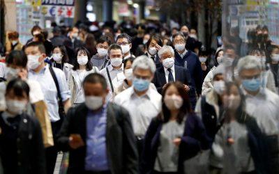Tóquio vê números de casos de Covid disparar durante o maior evento esportivo do mundo na cidade