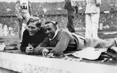 Atletas para além do racismo