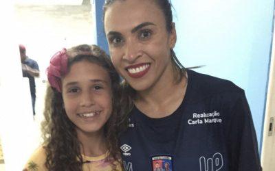 A história de Bia: o legado que as atletas brasileiras deixam vai além das olimpíadas