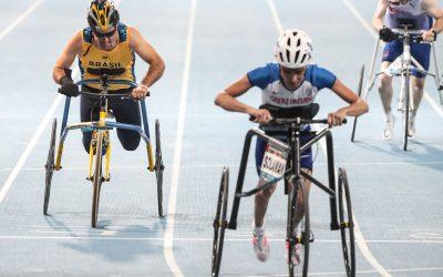Frame running, a modalidade paralímpica em ascensão para Paris 2024