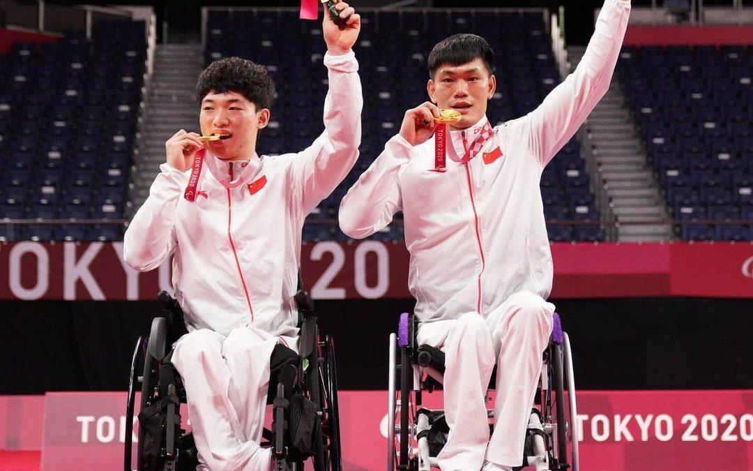 Saiba quem são os medalhistas do parabadminton nos Jogos Paralímpicos de Tóquio
